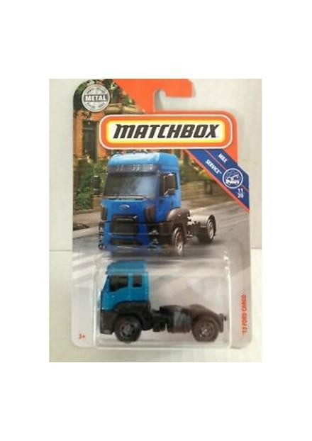 MATCHBOX AUTO DIE-CAST 13FORD CARGO