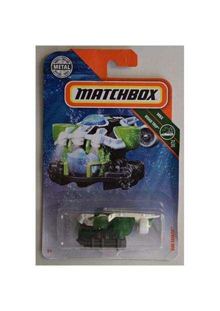 MATCHBOX AUTO DIE-CAST SUB SEEKER