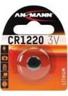 Ansmann CR1220 Knoopcel lithium 3 Volt