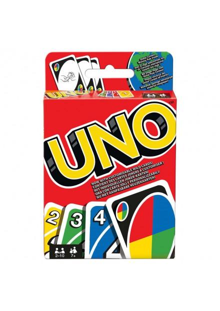 Spel Uno Kaartspel