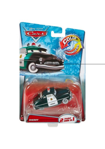 CARS COLOR CHANGERS SHERIFF